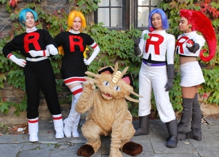 Team_Rocket_cosplay_by_TechnoRanma